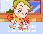 儿童英语故事the little clay boy